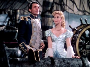 Gregory Peck, Virginia Mayo