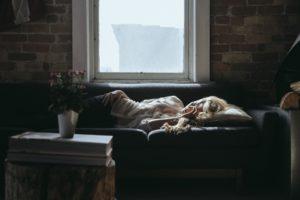 se détendre avant le mariage